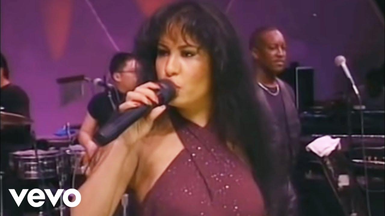 Download Selena - Si Una Vez (Live From Astrodome)