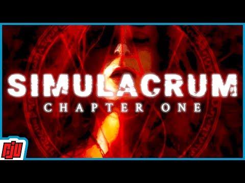 Simulacrum Part 1 | Indie Horror Game | PC Gameplay Walkthrough