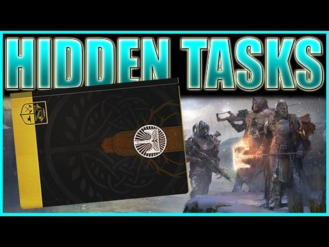 Destiny - ROI Record Book Unknown Hidden Challenges Revealed!
