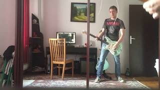 Quicksand - Dine Alone Guitar cover