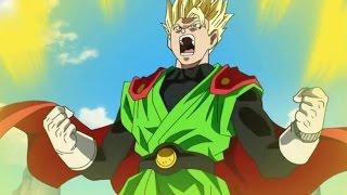 Goku Vs Gohan - DBS 75 - Futoshi Higashide
