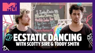 Special event for MTV show: Spencer Pratt Heals Scotty Sire & Toddy Smith w/ Ecstatic Dance | Spencer Pratt Will Heal You 🔮| MTV