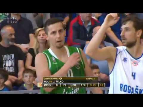 KK Rogaška Union Olimpija 1 tekma