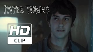 "Paper Towns | ""Population One"" 