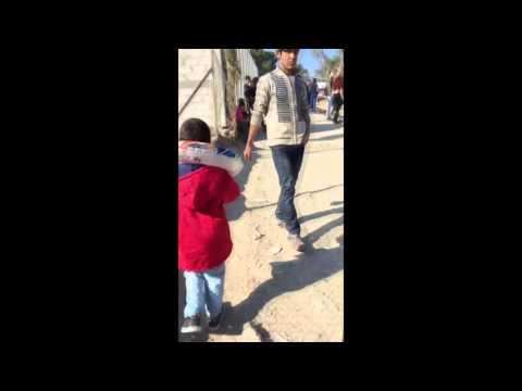 Greece – Nov 15th. 2015: Camp Moria in Lesbos
