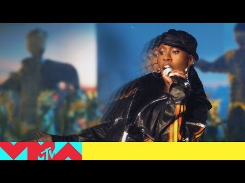 Just Jordyn - VMA's Tribute to Missy Elliott ft. J.Timberlake, Lizzo, Timbaland and More!