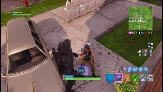 Fortnite getting the road trip skin