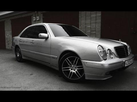 Обзор Mercedes Benz E240 W210 за 270тысяч рублей