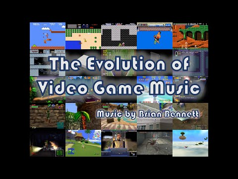 The Evolution of Video Game Music (Rock/Metal Medley)