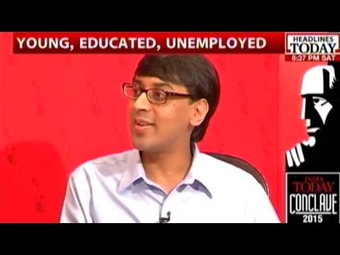 India Today Conclave 2015: Being Young And Jobless In India