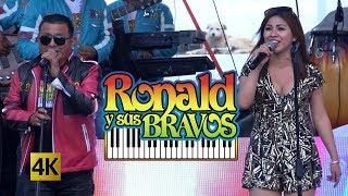 Ronald y sus Bravos  - Como Me Haces Falta 4K