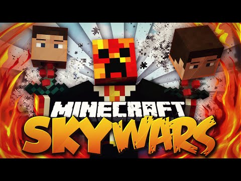 "Minecraft SOLO SKY WARS #13 ""I MIGHT BE HACKING!"" w/PrestonPlayz"