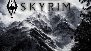 Let's Play TES Skyrim (Серия 186) [Гробница Исграмора, Исцеление Ликантропии]
