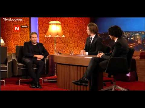 Ylvis   with Jakob Oftebro  IKMY 07.10.14 Eng subs