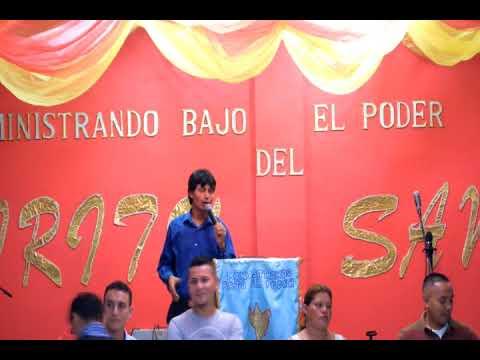Pastor Milton Pagoada. La Ceiba, Atlantida, Honduras. Parte 2
