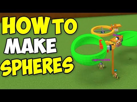 HOW TO MAKE *SPHERES* | Build a boat For Treasure ROBLOX