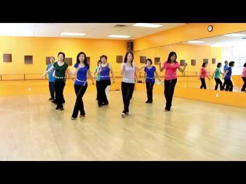 Say Geronimo - Line Dance (Dance & Teach in English & 中文)