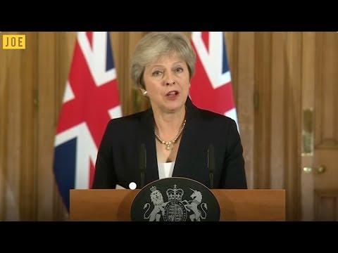 Theresa May's No Deal Brexit vs Vanilla Ice