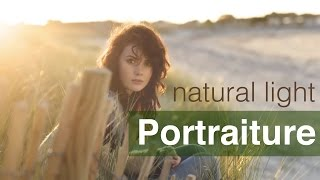 Natural Light Portraiture - Get A Little Known Secret!