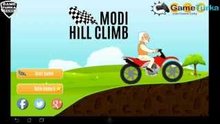 Modi Hill Climb GamePlay