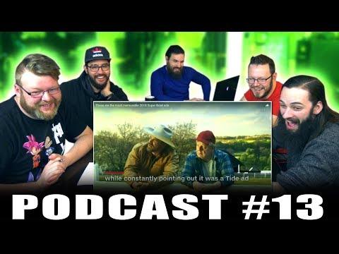 Blind Wave Podcast #13: Tide Ad