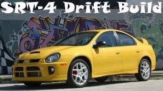 forza 4 dodge neon srt4 fwd to rwd swap drift build
