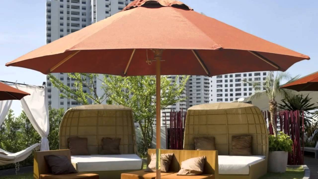 Beautiful Commercial Umbrellas For Sale   Perfect Best Solution For Shade By Patio  Umbrella Store   YouTube