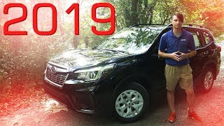 2019 Subaru Forester - First Look! [4K]