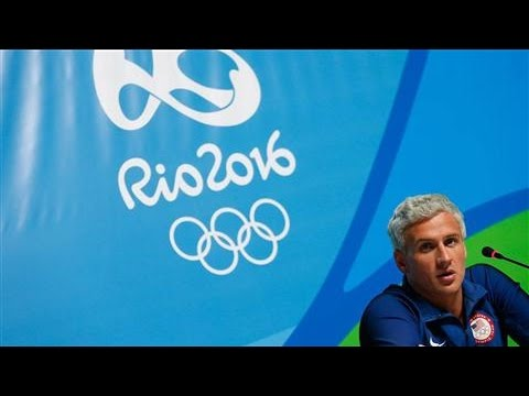 Rio Olympics: Swimmer Ryan Lochte Robbed at Gunpoint