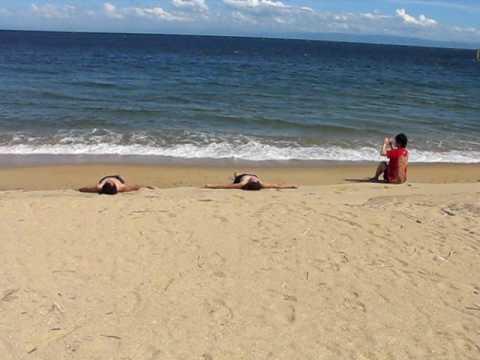 Beach at Awajishima 9.6.2010