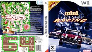 Mini Desktop Racing Wii: World