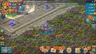 Mini Trap F2p ..Up 17 Mil Might With Technolabe..Lord Mobile