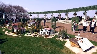 「全国都市緑化よこはまフェア」港の見える丘公園会場に、山手西洋館を...