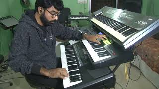 Sandese aate hai Cover Instrumental
