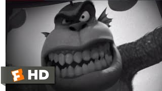 Monsters vs. Aliens (2009) - The Monster Files Scene (4/10) | Movieclips