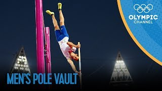 Renaud Lavillenie Wins Pole Vault Gold - London 2012 Olympics
