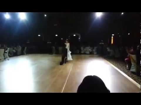 Wedding Dance at Grand Corpthorne Waterfront, Singapore
