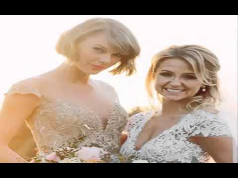 So Beautiful!, Taylor Swift serves maid of honour duties for Her Best Friend in Pennsylvania