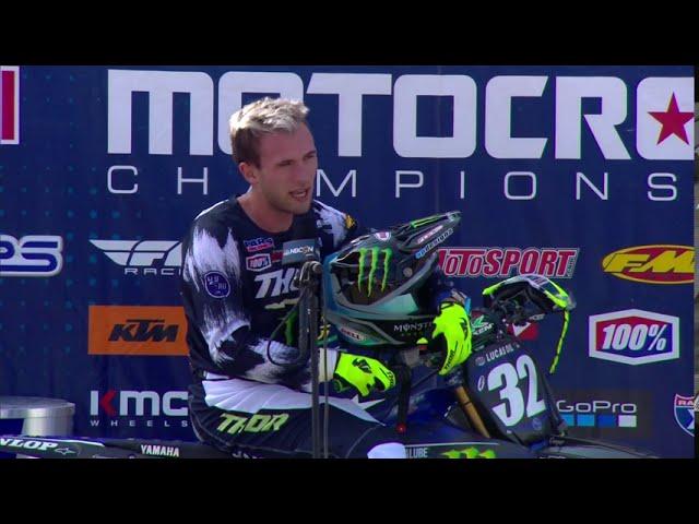 2020 Fox Raceway National 250 Class Fastest Qualifier - Justin Cooper