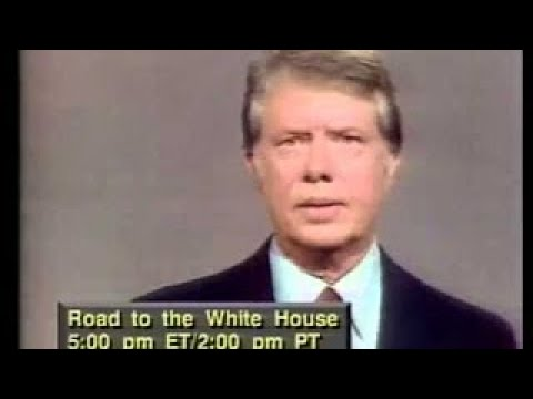 Jimmy Carter Gerald Ford Presidential Candidates Debate #2 (1976)