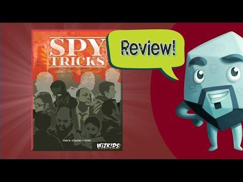 Spy Tricks Review - with Zee Garcia
