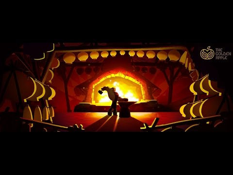 Legend of the First Kuker Warrior - a short film from The Golden Apple universe