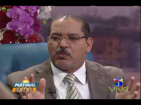Mag  José Angel Aquino   Juez JCE