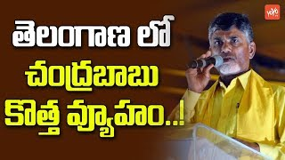 AP CM Chandrababu New Strategy in Telangana | Telangana TDP | YOYO TV Channel