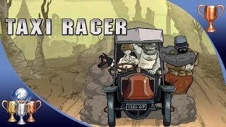 "Valiant Hearts: The Great War - Taxi Racer - ""Danger from Above"" Mission, Chapter 1"