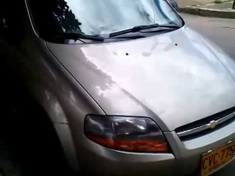 Chevrolet Aveo Five 14 Youtube