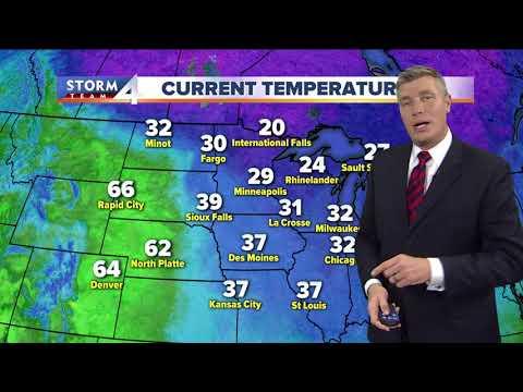 Brian Gotter's Wednesday 5pm Storm Team 4cast