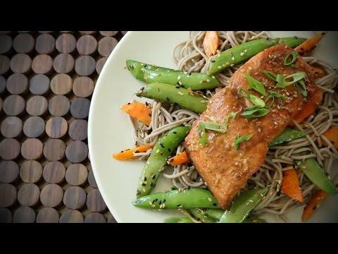 How to Make Teriyaki Salmon | Fish Recipes | Allrecipes.com