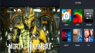 Как я делал привью к ролику Mortal Kombat 11 trailer