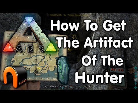 Ark The Artifact of the Hunter